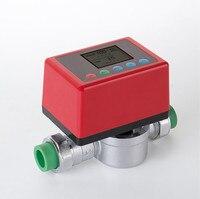 Water Leakage Detection Alarms System Valve DN25 DN32 Leakage Sensor Alarm