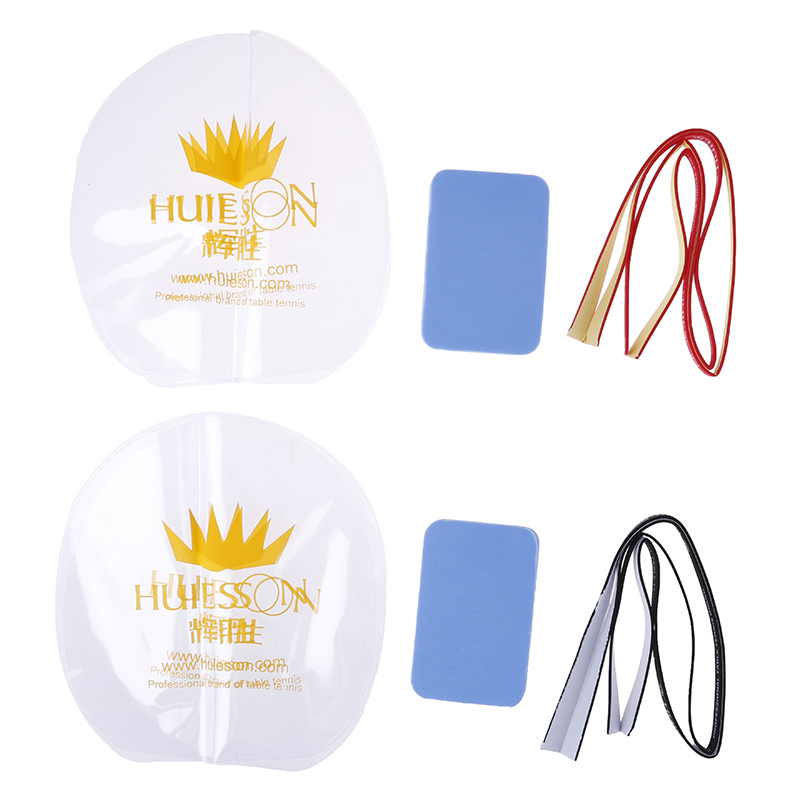 2019 Professional Rubber Protective Film+Cleaner Sponge+Racket Edge Protection Tape Table Tennis Racket Care Accessories