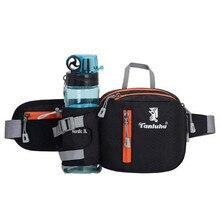 Кроссовки марафон талии сумка TANLUHU 389 нейлоновая спортивная сумка для бутылки открытый восхождение Пеший Туризм Сумка