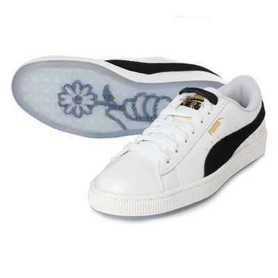Пума X BTS корзина Лакированная обувь Bangtanboys Collaborat классические  кроссовки унисекс для мужчин для c5c5584b5df