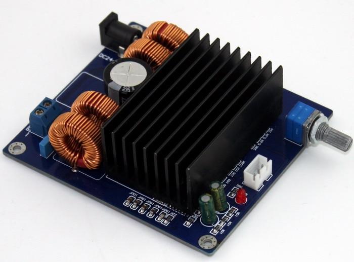 tda7498 150w subwoofer amplifier board mono audio bass digital power amplifier in amplifier from. Black Bedroom Furniture Sets. Home Design Ideas