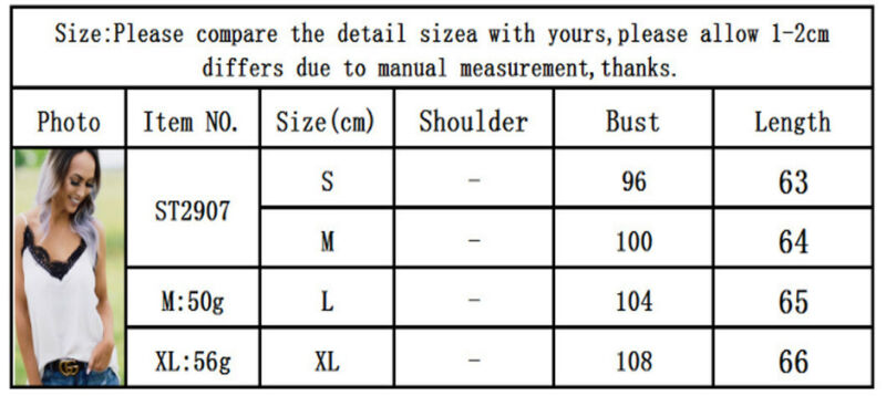 Women Lace Sleeveless Summer V Neck Vest Tank T Shirt Casual Tee Tops New in Tank Tops from Women 39 s Clothing