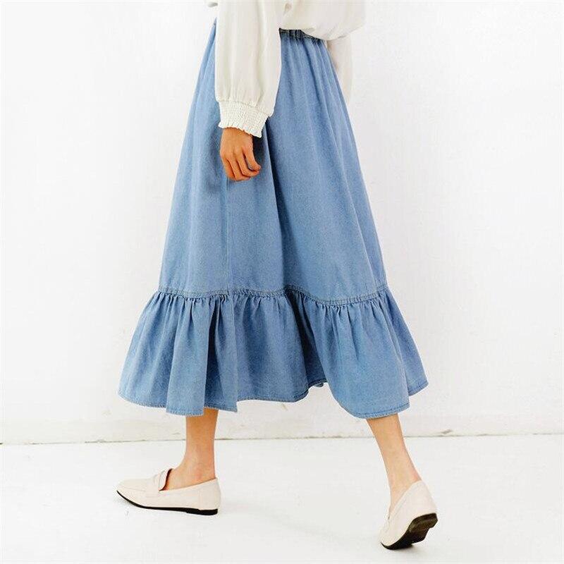 59cc595ab Top 10: Los mejores faldas en denim brands and get free shipping ...