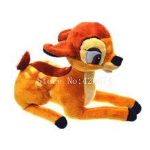 c65d9870d0261a Nieuwe Bambi Herten Pluche Voor Meisjes 35 CM Kids Knuffels Speelgoed Voor  Kinderen Geschenken