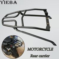 Rear Luggage Rack Carrier Top Mount Fender Bracket for YAMAHA AEROX155 NVX155 Motorcycle Rack Rear Extended Carrier Plate kit