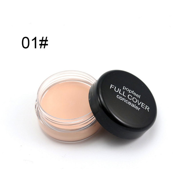 Base Concealer Cream Face Cover Blemish Hide Dark Spot Blemish Eye Dark Circles Lip Contour Makeup Liquid Foundation Cosmetic 4