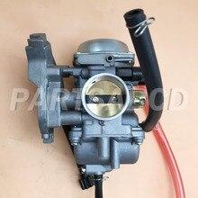 קרבורטור עבור Linhai 400cc ביגהורן טרקטורונים Quad UTV 400 מס ההכנסה Vergaser LH180MQ. 13.2a