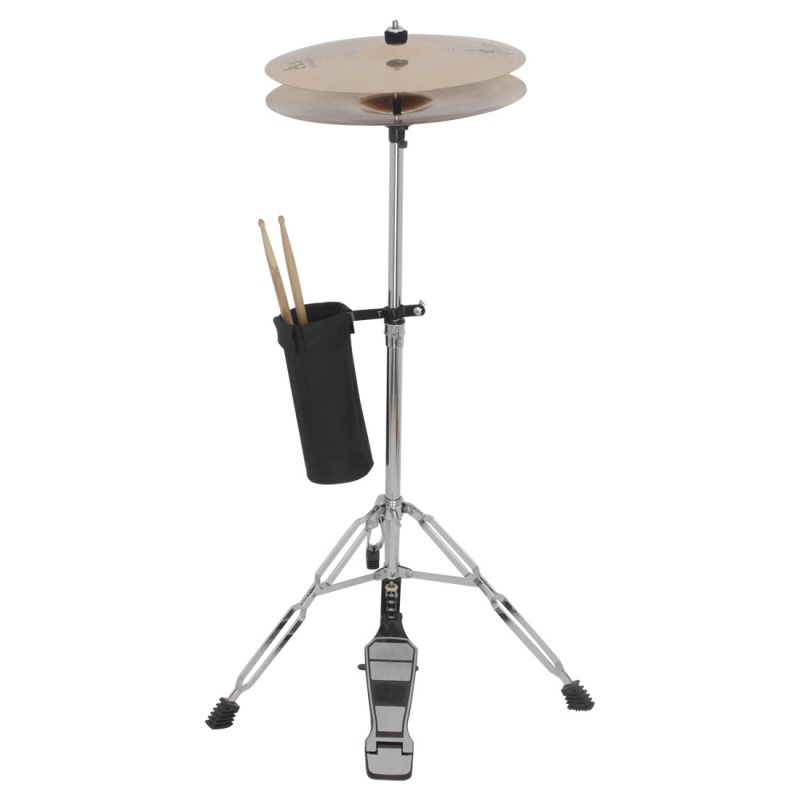 Proof Drumstick Bag Drum Stick Holder Moisture Wear-resistance Drumsticks Pocket With Mounting Clamp Drum Tool Accessories