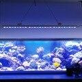5pcs/lot best sale 81W IP65 LED aquarium light bar hard strip lamp white blue UV for reef coral fish tank lighting DE/US stock