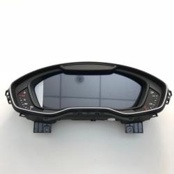 8W5 920 790C/D do 2018AUDI A4 S4 A5 Q5 S5 wirtualny kokpit klucz kombinowany prędkościomierz lcd przebieg Element klastra
