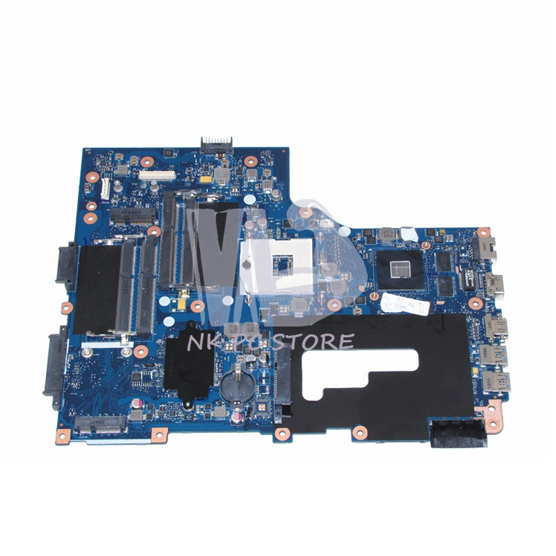 NBM7Q11001 NB.M7Q11.001 VA70 VG70 For Acer aspire V3-771 V3-771G Laptop Motherboard 17.3 inch HD4000 GT730M DDR3