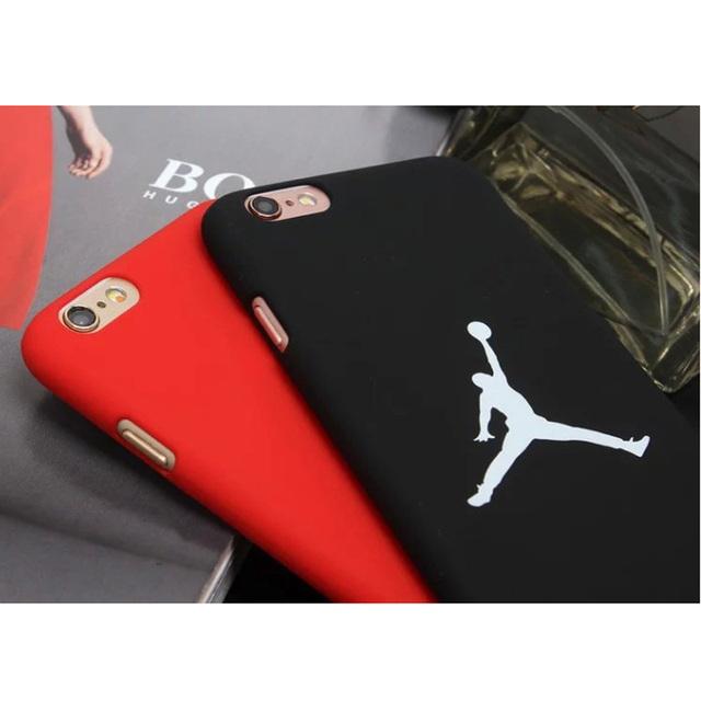 Coque iPhone Mode flyman Michael Jordan pour Apple iphone 7 6 6 s 7 plus SE 5 5S