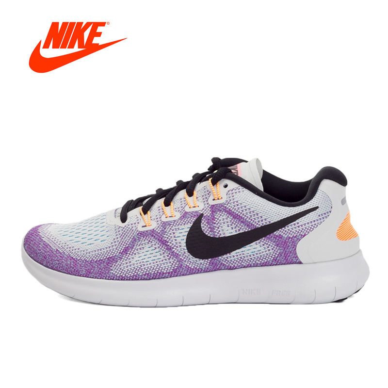 NIKE WMNS NIKE FREE RN Women's Running Shoes Sneakers Tennis Shoes Women Sneakers Original Sports Designer Outdoor 880840 102