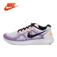 NIKE WMNS NIKE FREE RN Women's Running Shoes Sneakers Tennis Shoes Women Sneakers Original Sports Designer Outdoor 880840 102