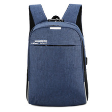 Online Shopping Pakistan Plain Backpack Mochila Para Laptop