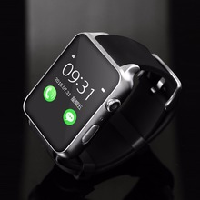 Günstige new bluetooth smart uhren GT88 Wasserdicht Pulsuhr Smartwatch für IOS Android Smartphone Unterstützung TF/Sim-karte