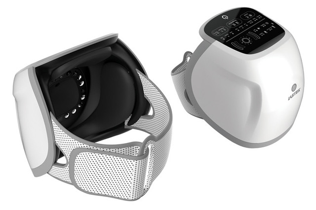 LASTEK LLLT 808nm нагревательный лазерный Электрический массажер для колена наколенник Спортивное устройство для снятия боли