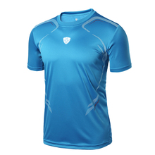 Quick Dry Breathable Men Soccer Jersey