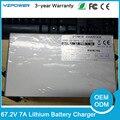 CE Rohs 16 S 67.2 V 7.5A 7A 8A Litio Li-ion Cargador de Batería Lipo