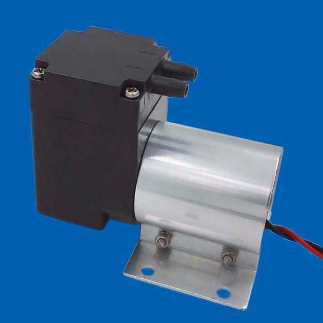 ФОТО 800mbar vacuum 17 L/M dc electric brushless diaphragm mini compressor 12v
