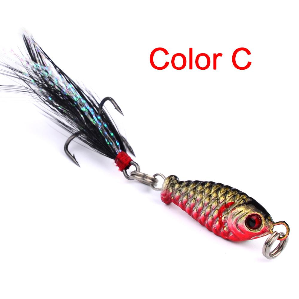 2.5cm sulgedest sabaga kalastamislant talviseks kalastamiseks