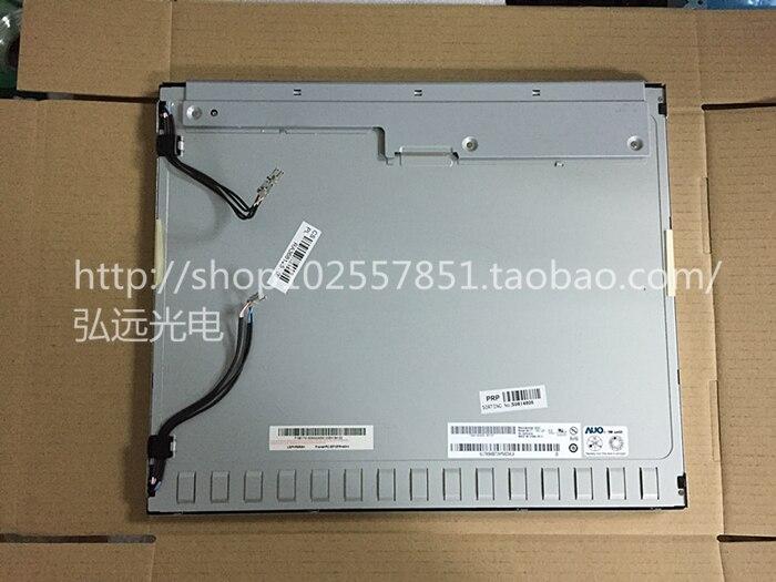 Factory original AUO 17 inch LCD screen V.D M170EG01 V.A industrial M170EG01