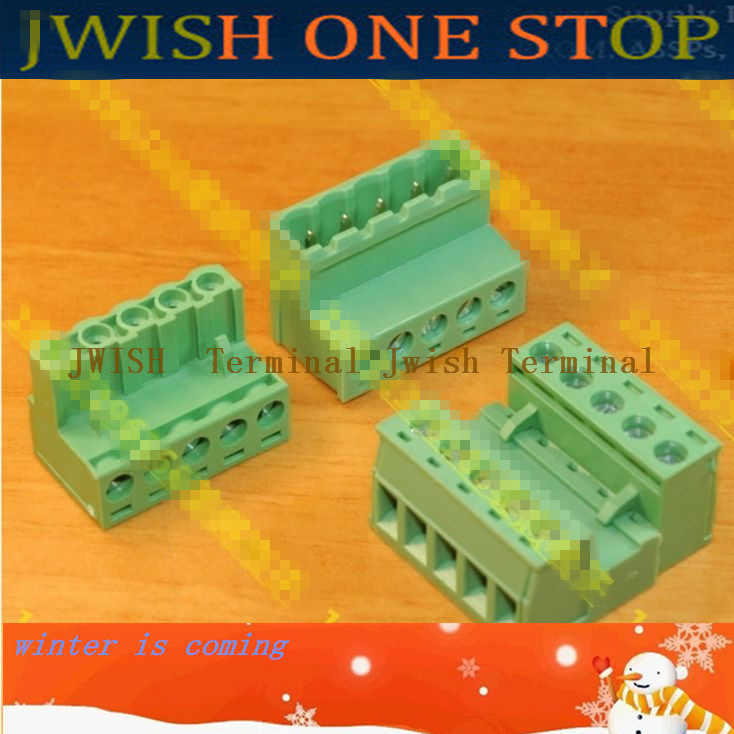 Wire To Wire Pluggable Terminal KF 2EDGRK-3.81 2EDGRK-3.81mm 2 Edgrk 3.81 MM 3.81 2 P 3 P 4 P 5 P 6 P 7 P 8 P