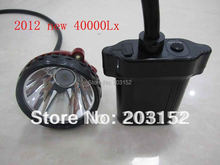 christmas gift new 5W cree LED 40000Lx free shipping miner light cap light mine light