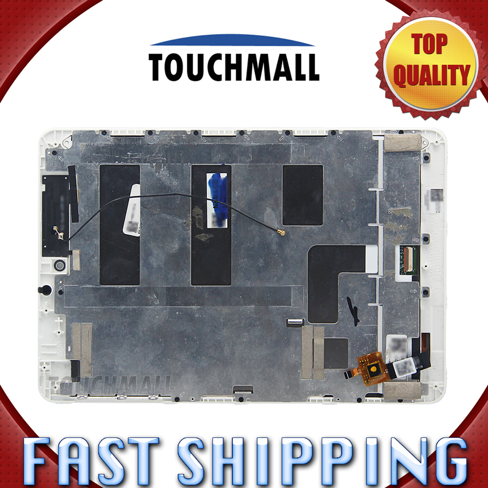 For New LCD Display Touch Screen with Frame Assembly Replacement Acer Iconia A1-830 A1 830 7.9-inch White Free Shipping high quality for acer w700 b116hat03 1 touch screen lcd screen assembly free shipping