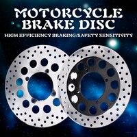 Rear Brake Disc Plate Brake Disk For SUZUKI GSXR250 74A 75A GSXR400 79A GSXR 250 400 Motorcycle Accessories