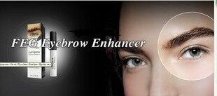 FEG Sourcils Croissance Sérum pour étanche croître 7 jours herbes Naturelles sourcils croissance liquide 100% d'origine marque maquillage maquiagem