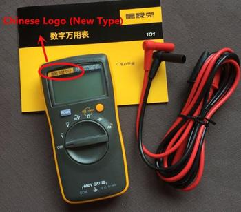 101 Portable Handheld Digital Multimeter Tester F101 15B Smaller Version