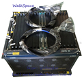 Оригинал Fiberhome AN5516-01 GPON OLT оборудование, с одной 8-портовый GPON доска GC8B, и 8 SFP Модули