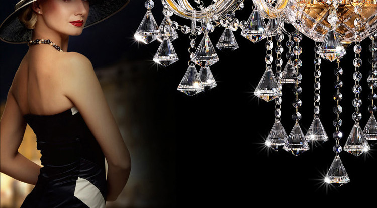 crystal discount decoration chandelier 15
