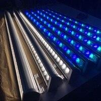 Promo Fábrica 36W impermeable IP65 AC90 260V Wash Led de pared lámparas paisaje azul claro Verde rojo