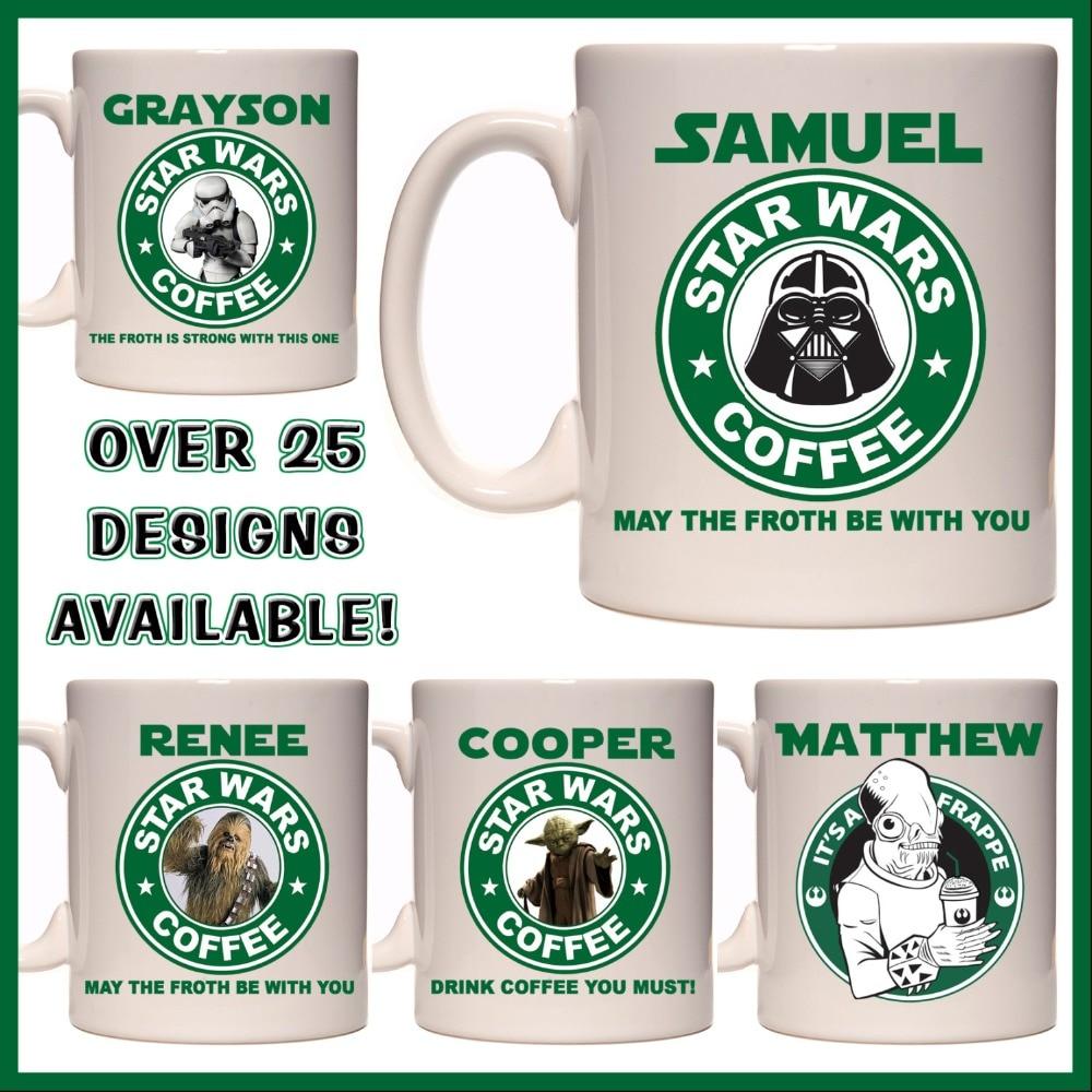 Star Wars Mugs Coffee Ceramic Tea