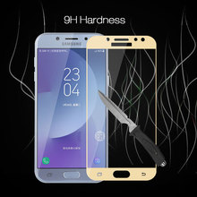 Screen Protector For Samsung Galaxy J3 J5 J7 2017 Tempered Glass SM-J330 J530 J7
