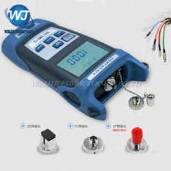 Hand-held SG13WD15 Fiber optic laser light source, Fiber optic red light source FTTH Fiber Tester communication instrument