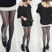 1 pcs Sexy Charming Shiny Pantyhose Glitter Stockings Womens Glossy Thin Tights 2017 Hot Sale