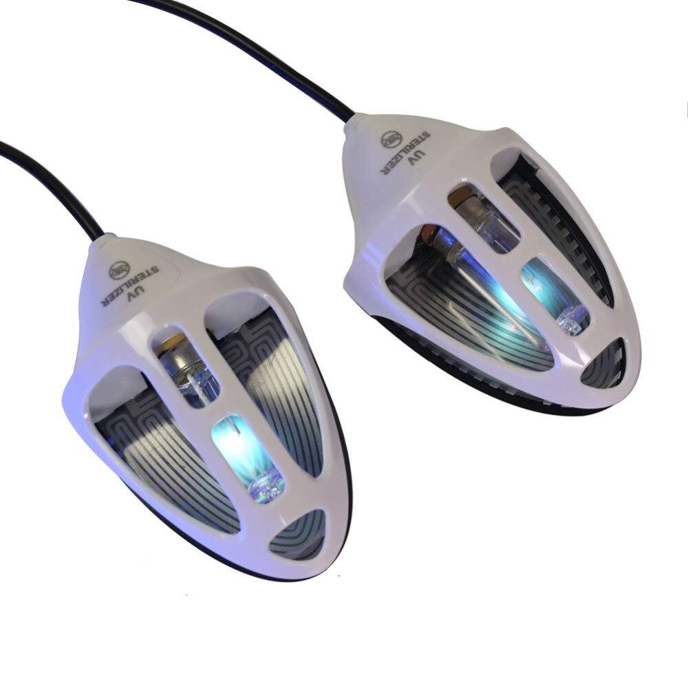 Shoe Sterilizer Ultraviolet Sterilizer Shoe Deodorizer Dryer Ozone Sterilization Lamps