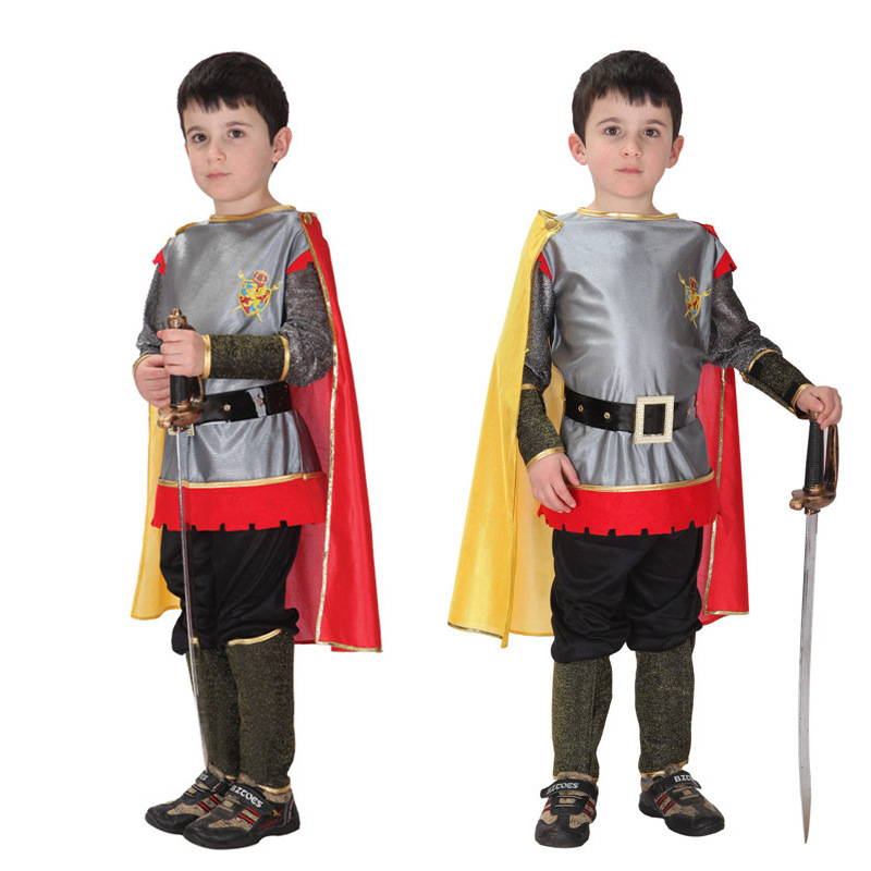 Halloween Cosplay Costume For Child  Party Prince Charming Costume dear prince charming