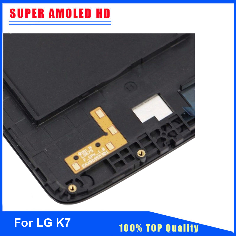 Smartphone Touch Screen Replacement Display for LG K7 LCD