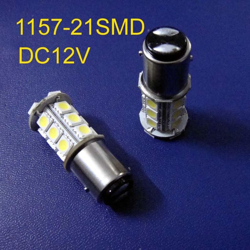 High quality 12V BAY15d 1157 Car led Stoplights,Auto Led Brake light PY21/5W P21/5W BAZ15D led Rear light free shipping 2pcs/lot