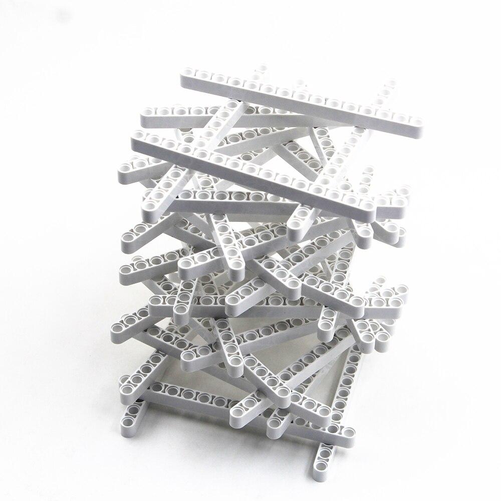 Self-Locking Bricks Free Creation Of Toys -- MOC Building Blocks 5PCS TECHNIC 15M BEAM Compatible With Lego NOC4542579