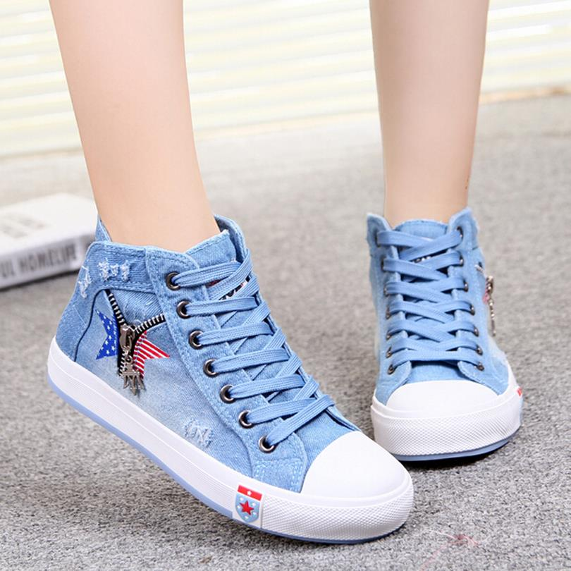 parallel landing nice canvas shoes