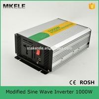 MKM1000 242G ac frequency inverter converter 50hz 60hz 220v/230v off grid inverter 24vdc 1000w power inverter for household