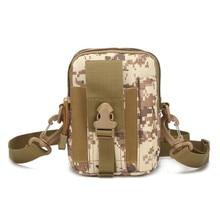 HOT SALE 800D Tactical bag Molle Oxford Waist Belt Bags Wallet Pouch Purse Outdoor Sport Pack EDC Camping Hiking Bag 10 colors стоимость