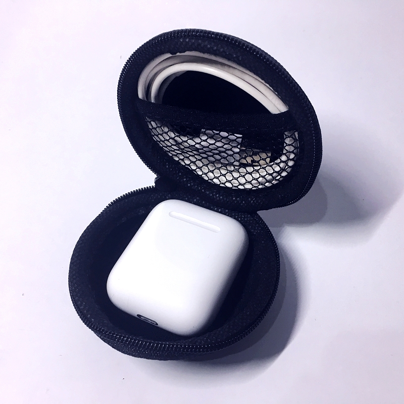Apple earphones organizer - apple earbud covers foam