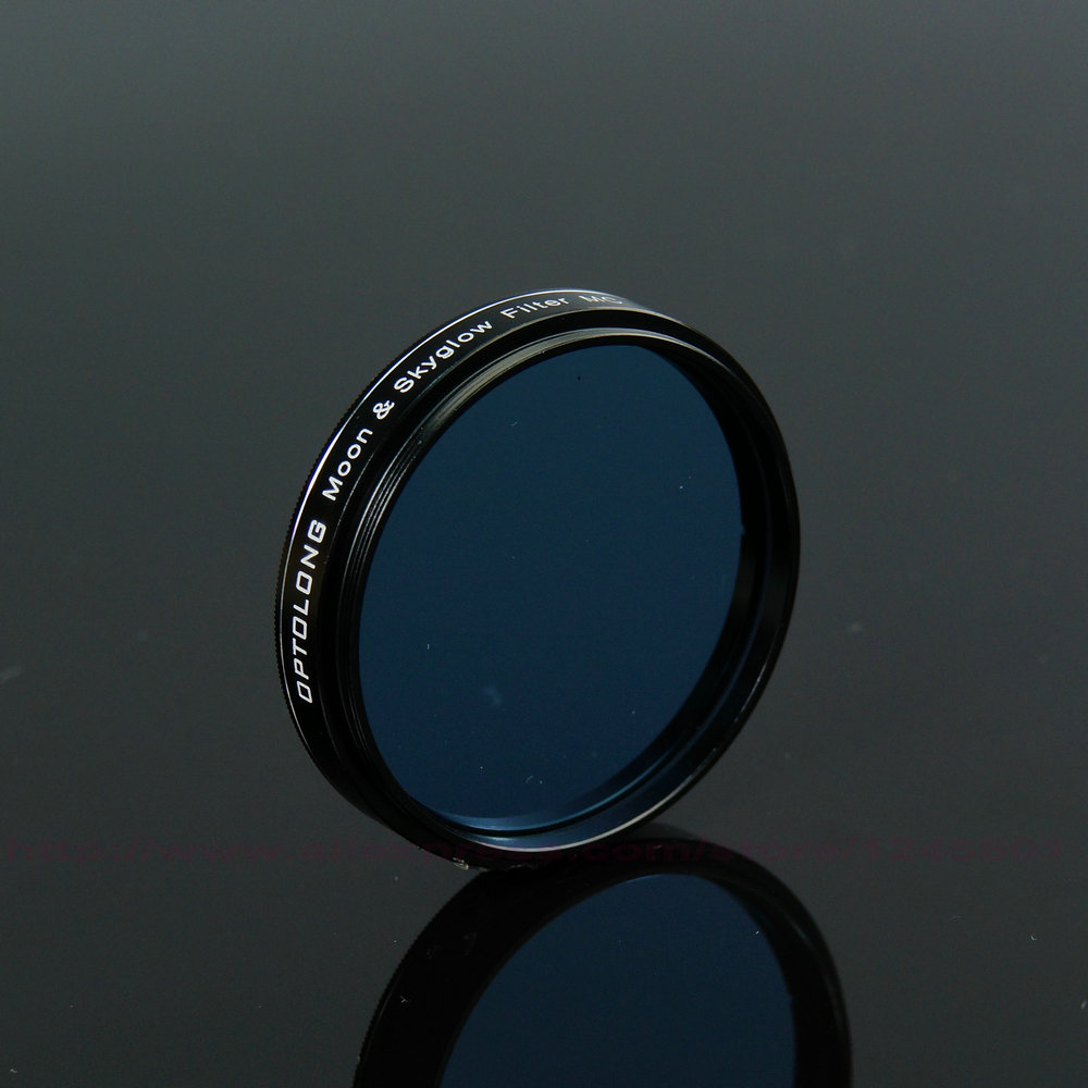 ФОТО Top Quality Optolong 2-inch Moon & Skyglow Filter for for Telescopes and Planet Photography