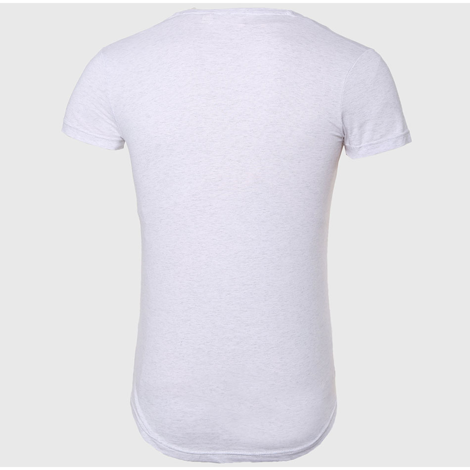 21 Colors Deep V Neck T-Shirt Men Fashion Compression Short Sleeve T Shirt Male Muscle Fitness Tight Summer Top Tees 39